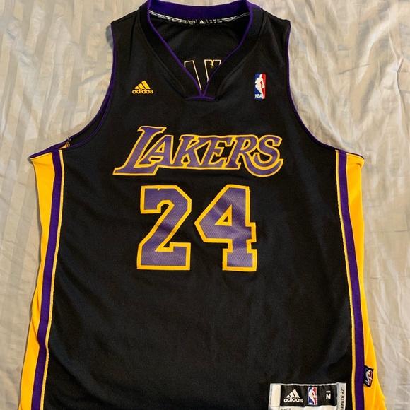 Kobe Bryant Hollywood Nights jersey